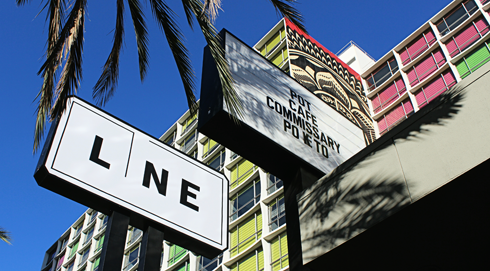 line hotel koreatown los angeles