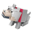 Minecraft Wolf Advent Calendar Figure