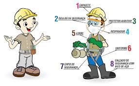 Manual do Trabalho Seguro  Ficha de Controle de EPI para Download d7bf7c74e6