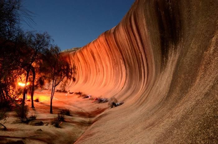 Hyden Rock | Stone Wave In Australia
