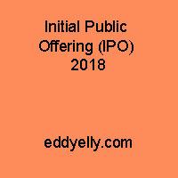 Initial Public Offering (IPO) 2018