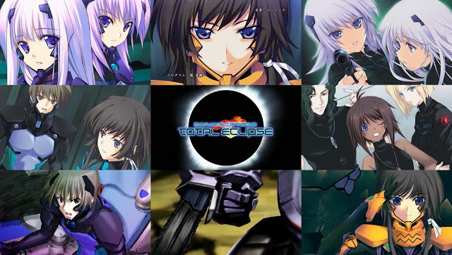Review Anime Muv Luv Alternative: Total Eclipse  |  Lebih Santai Dari Spin Off Nya