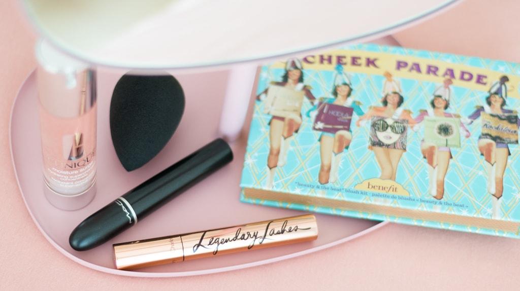 Pinterest Wunschliste - neun Dinge, die ich mir gegönnt habe mit Clinique, Mac, Charlotte Tilbury, Beautyblender pro und Benefit