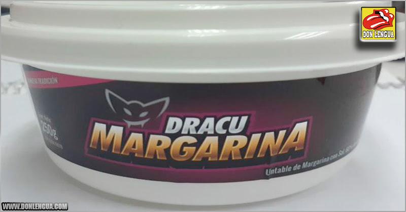 Otro negocio para Lacava - Llegó la Margarina de Drácula