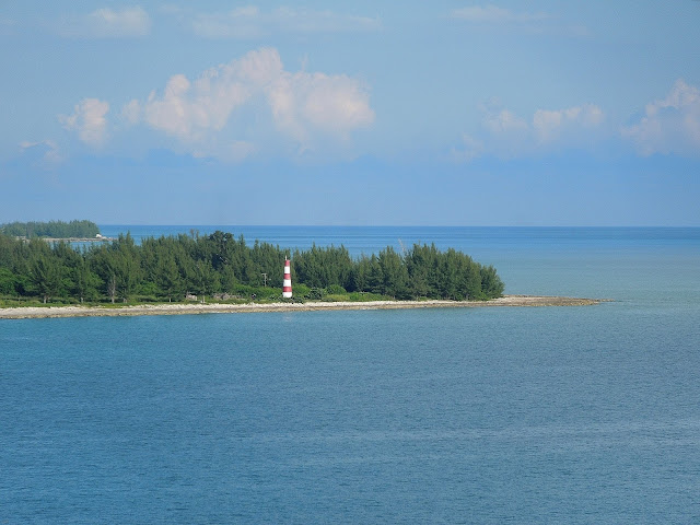 Pinder's Point Lighthouse