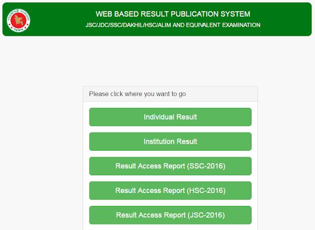www.dhakaeducationboard.gov.bd Dhaka Board SSC Result 2017