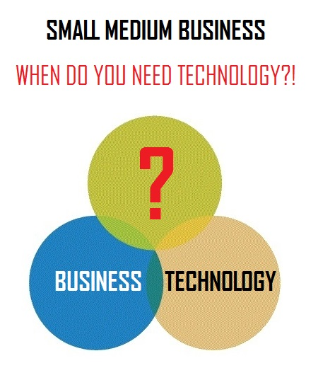 small medium business and technology