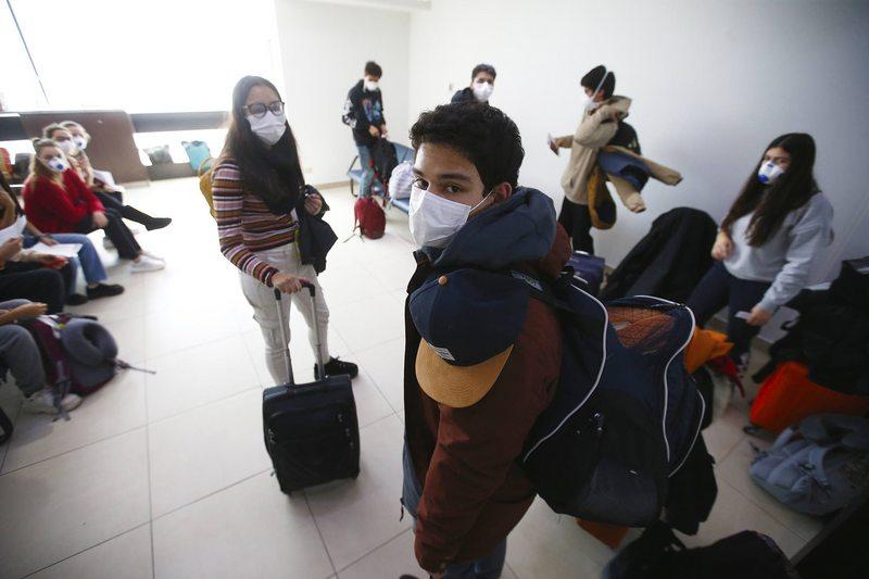Así será el aislamiento en casa del primer paciente con coronavirus en Chile