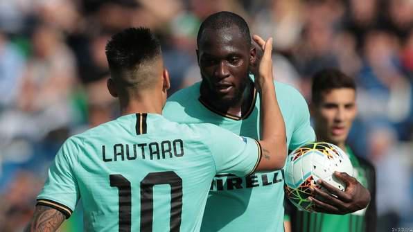 Inter Edge a Thriller Against Sassuolo