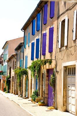 Uno dei tipici villaggi provenzali