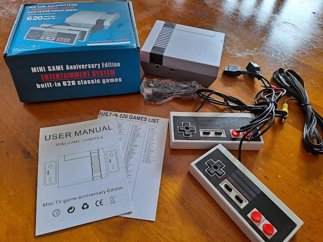 Retro Game Console Australia based