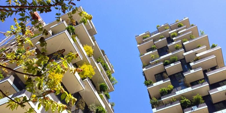 """Vertical Forest"" Apartment Building in Italia picture"