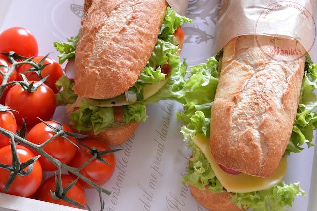 Duża kanapka na duży głód