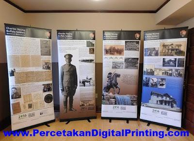 Jasa Percetakan Terdekat Spanduk Banner Umbul2 Bogor Parung Murah Desain Gratis Free Ongkir