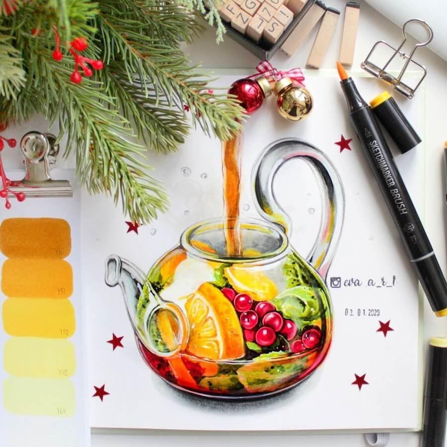 05-Fruit-tea-Eva-Art-www-designstack-co