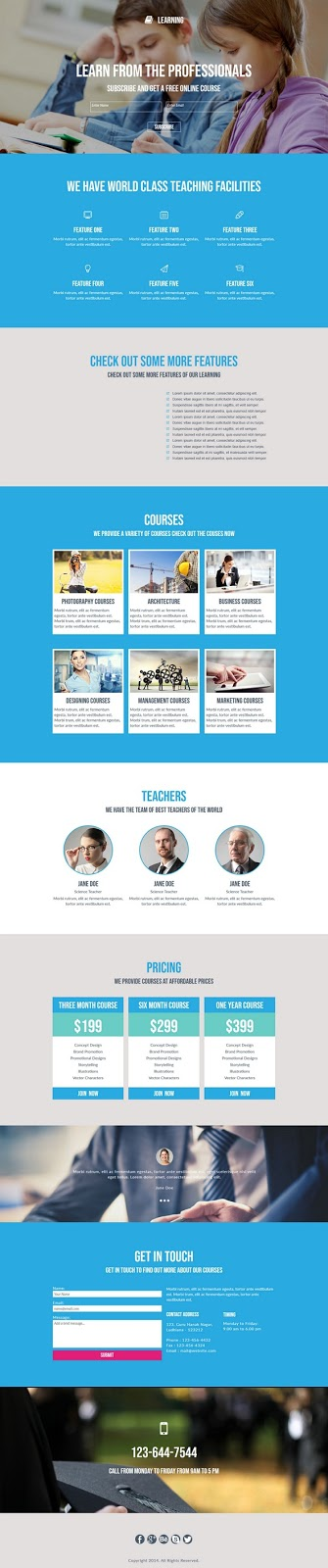Learning Muse Template