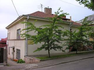 Casa que serviu como sede do consulado japonês na Lituânia