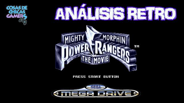 Análisis Power Rangers