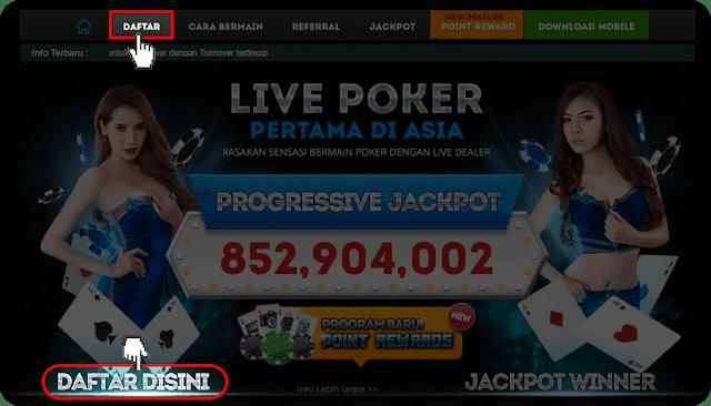 Daftar Dewa Poker Asia Online