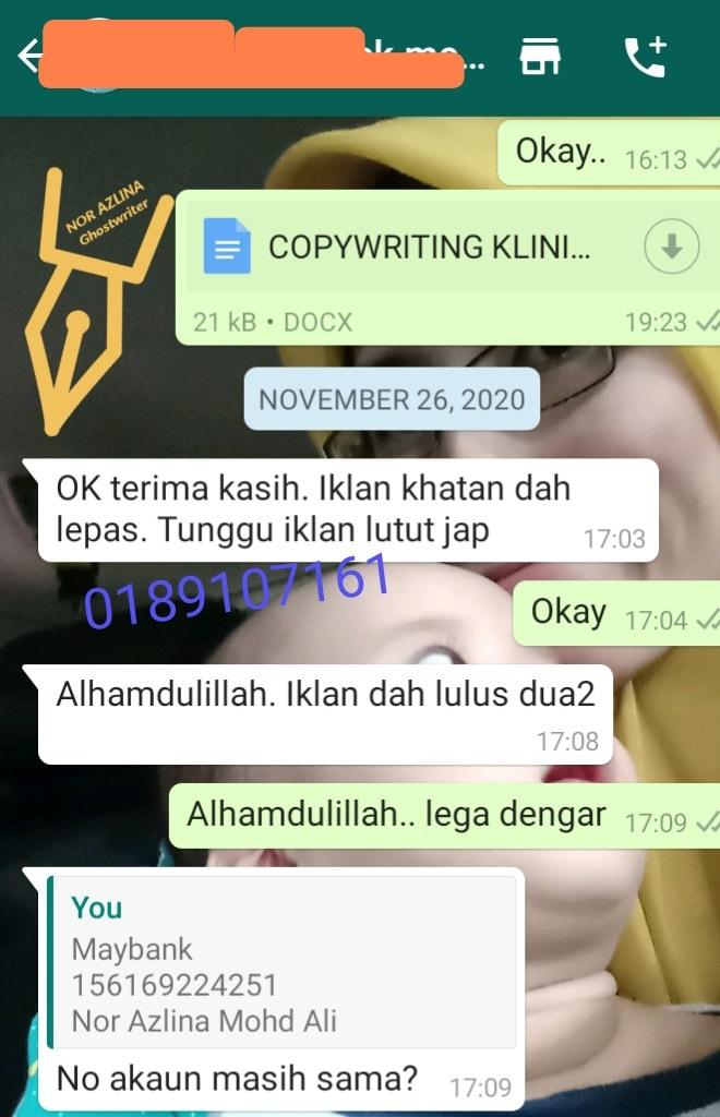 menulis copywriting