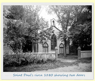 Saint Pauls circa 1880