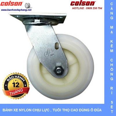 Các loại bánh xe đẩy giá rẻ SP Caster Colson Mỹ www.banhxepu.net