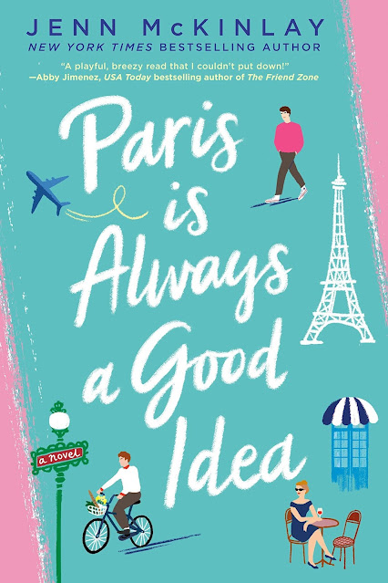Paris is Always a Good Idea by Jenn McKinlay Book Cover Audiobook