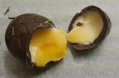 Vegan Creme Egg, Considerit Chocolate - £2.00