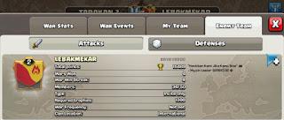 Clan TARAKAN 2 vs LEBAKMEKAR, TARAKAN 2 Win