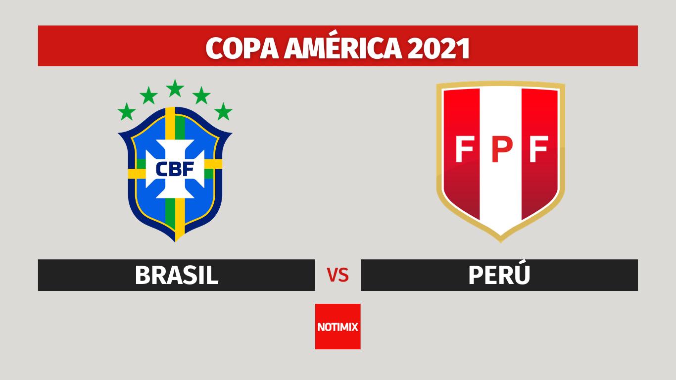 Brasil va por otro triunfo en la Copa América frente a Perú, su rival en la final de 2019