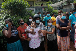 Eight inmates shot dead, 17 injured in Sri Lanka prison riot