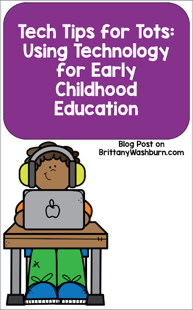 Pre-kindergarten and early childhood education teachers, this one's for you.  Have you been looking for ways to infuse technology in your curriculum?  At the preschool level, it can be hard to be committed to finding a balance,  and looking for edutainment - not just entertainment.