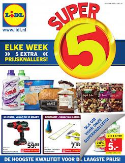 Lidl Folder Week 13, 27 Maart  – 2 April 2017