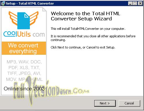 Total HTML Converter Latest Full