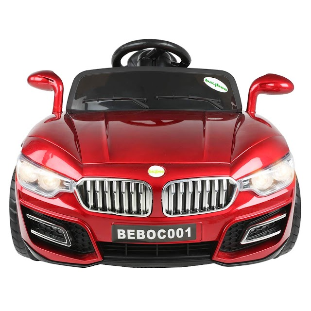 Top 5 Best Electric Toy Cars For Kids in India