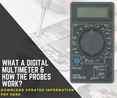 digital multimeter pdf how to use a multimeter to test an outlet
