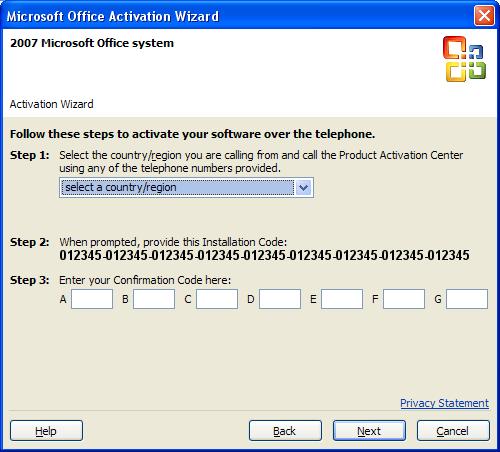 microsoft office word 2007 crack product key