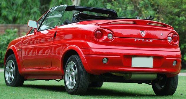 Jayem Automotive, San Motors, Chinkara Motors offer Roadsters and