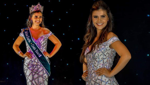 Kelly Ávila es Miss Earth Costa Rica 2019 / 2020