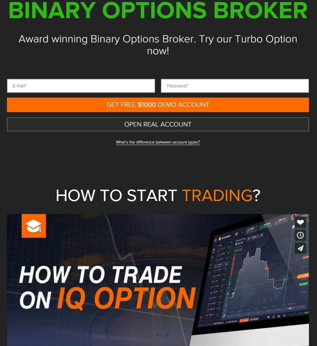 Myoption binary options without investments