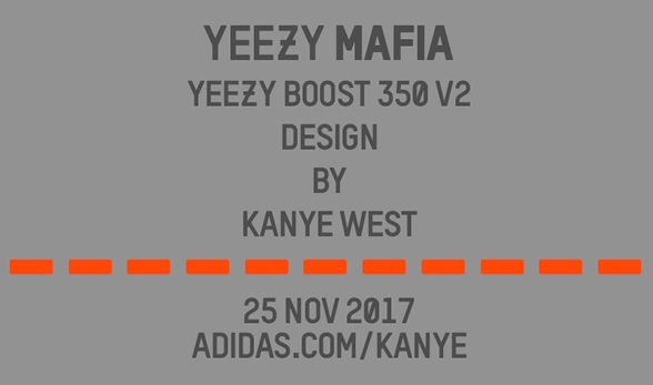 """0717ed6ab2738 Kanye West s upcoming """"Semi Frozen Yellow"""" Yeezy Boost has gotten a new release  date. According to Yeezy Mafia"""