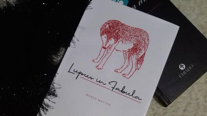 [ LIVROS ] Lupus in Fábula - Marco Mattos