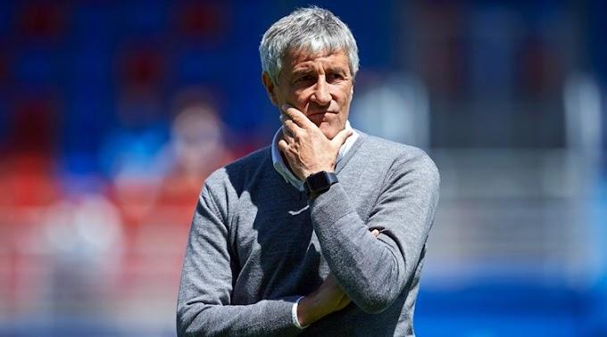 Quique Setien might go for 4-4-2 to combat Bavarians' intensity