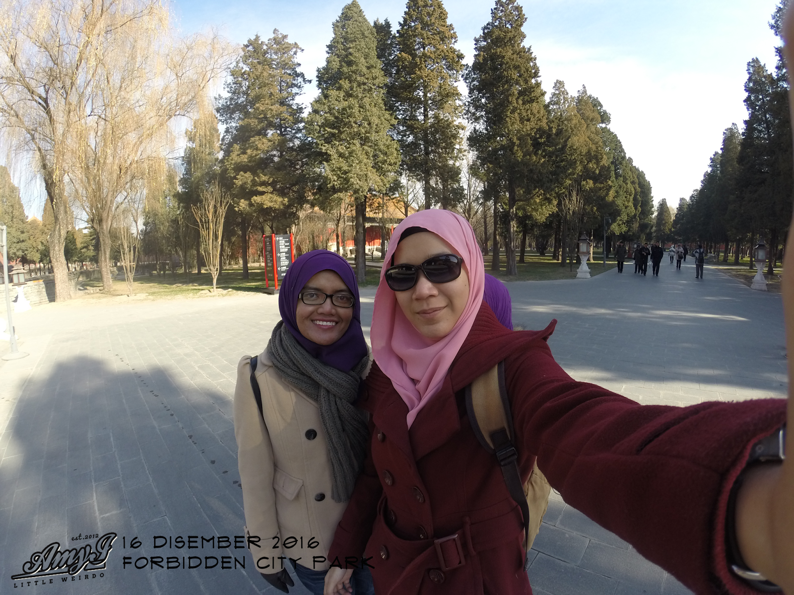 Hit The Road to Beijing | Forbidden City & Tian'anmen Square