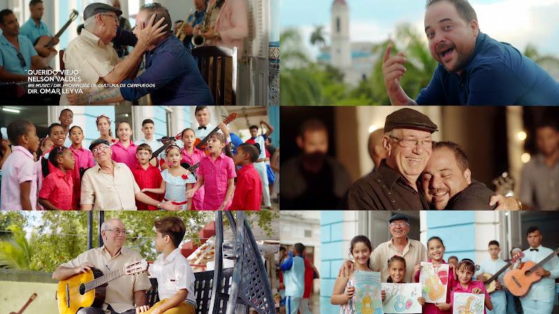 Nelson Valdés - ¨Querido viejo¨ - Videoclip - Director: Omar Leyva. Portal Del Vídeo Clip Cubano