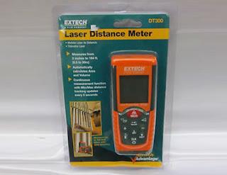 Darmatek Jual Extech DT-300 Laser Distance 50 Meter