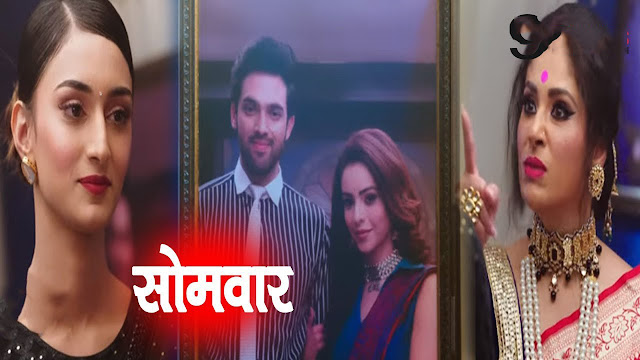 Revenge Saga : Prerna takes oath of Basus destruction seeing Anurag Komolika's couple photo in Kasauti Zindagi Ki 2