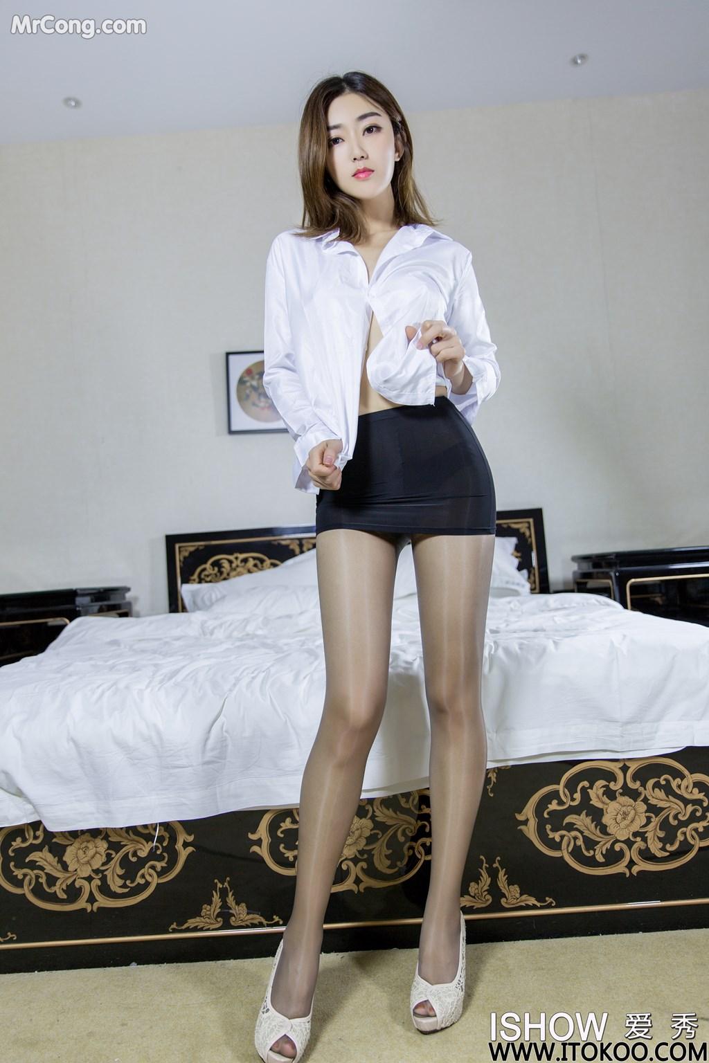 Image ISHOW-No.153-Caroline-MrCong.com-004 in post ISHOW No.153: Người mẫu 林琳Caroline (31 ảnh)