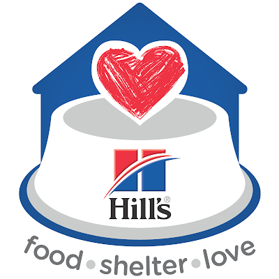 Hill's Food Shelter Love Logo