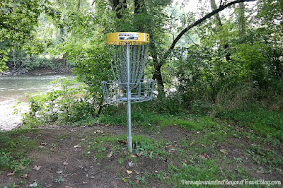 Schiavoni Park in Hummelstown Pennsylvania - Disc Golf Course